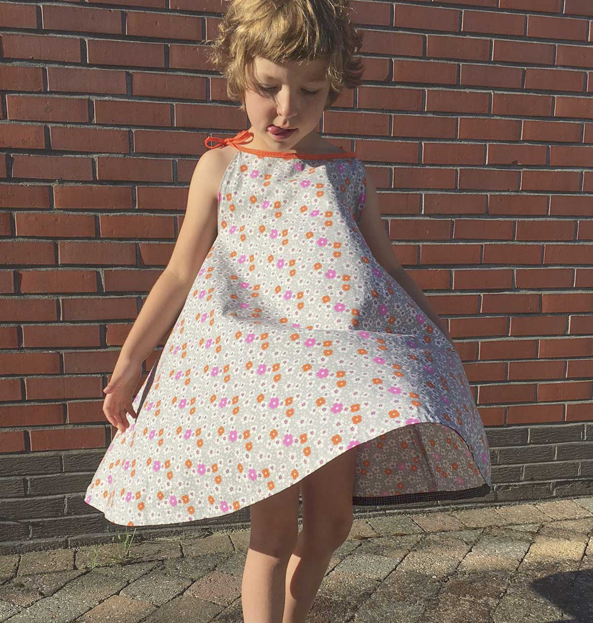 New: the Dolores dress pattern and the irresistible summer 2pack: 2,5euro per pattern!