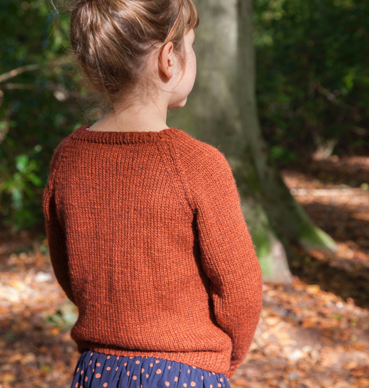 Knitting Sweater For Kids : Quokka sweater knitting pattern for kids compagnie m