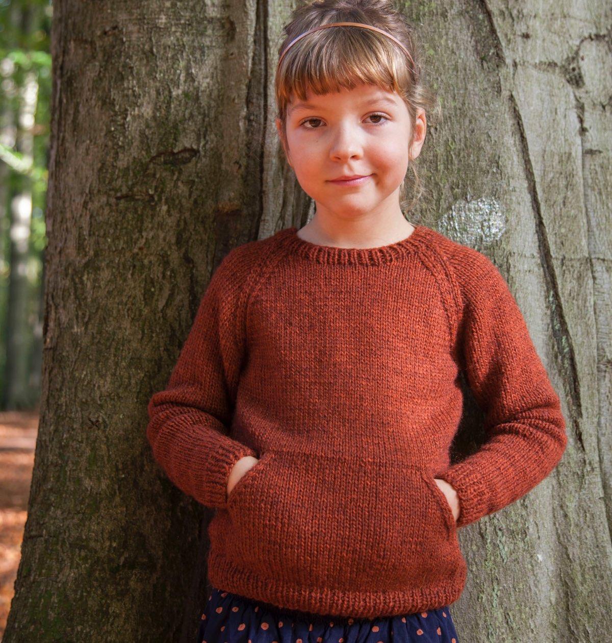 Compagnie M quokka sweater kids 9