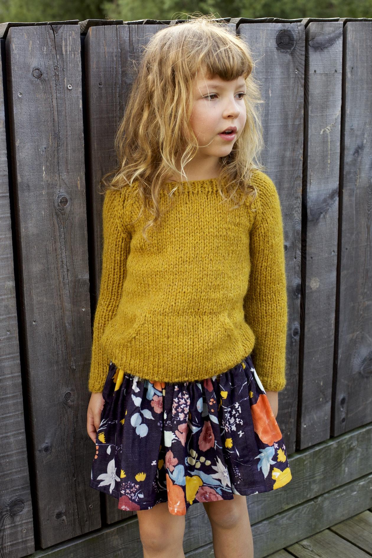 289093fc4696 The Quokka sweater knitting pattern  a customised knitting pattern ...