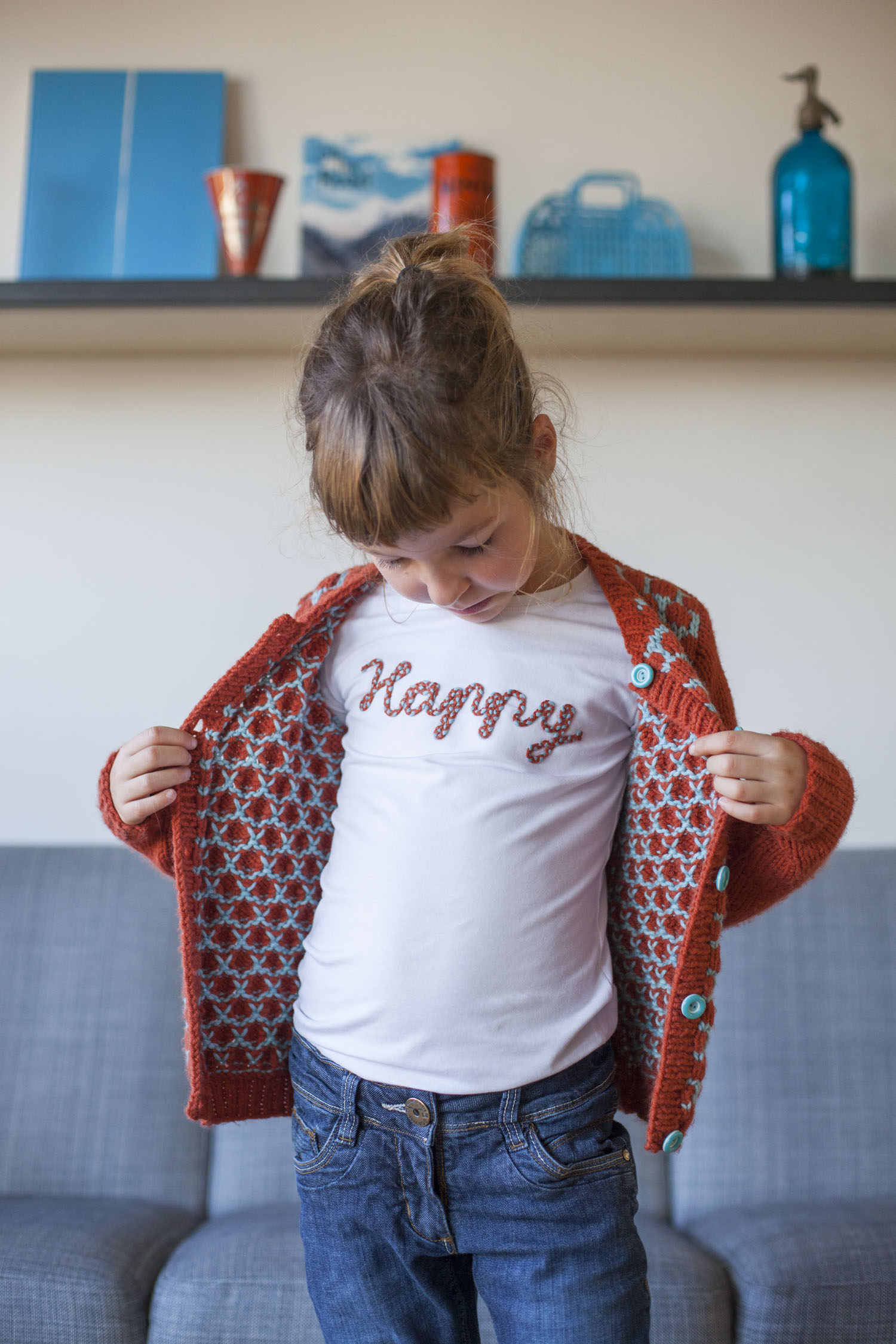 The Dadirri cardigan: the intro of a new knitting pattern