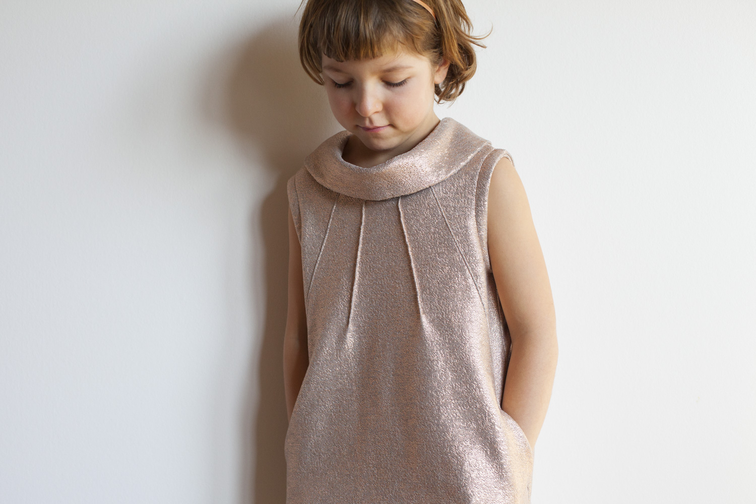 Pattern launch: the Janne dress for girls